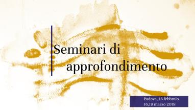 impronte seminari